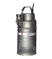 Grindex Inox Major Stainless Steel Pump Drainage Pump