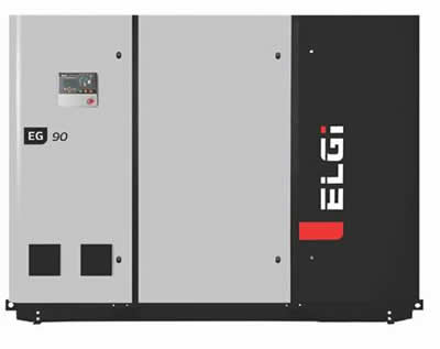 EG Series 90 – 160 kW Screw Compressors