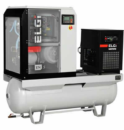 Elgi EN Series Screw Compressors